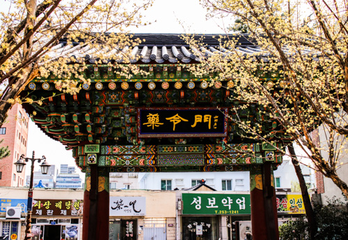 Yangnyeongsi Medicine Market and Museum