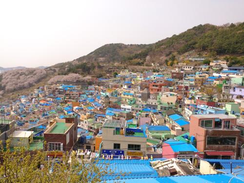 Gamcheong Cultural Village