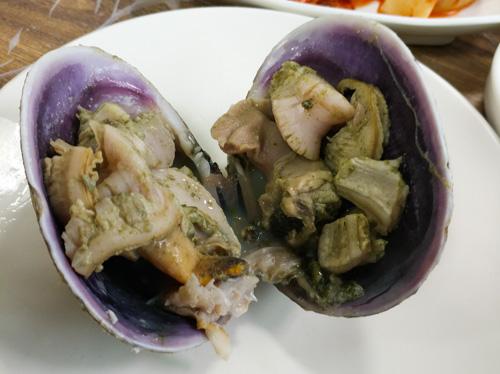 Seafood Platter - Dinner at Jalgalchi Market