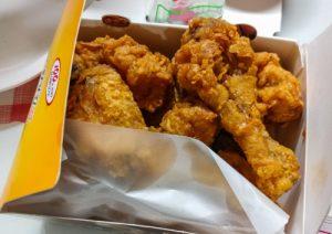 Supper - Fried Chicken