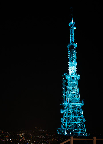 TV Tower - Hwangnyeongsan