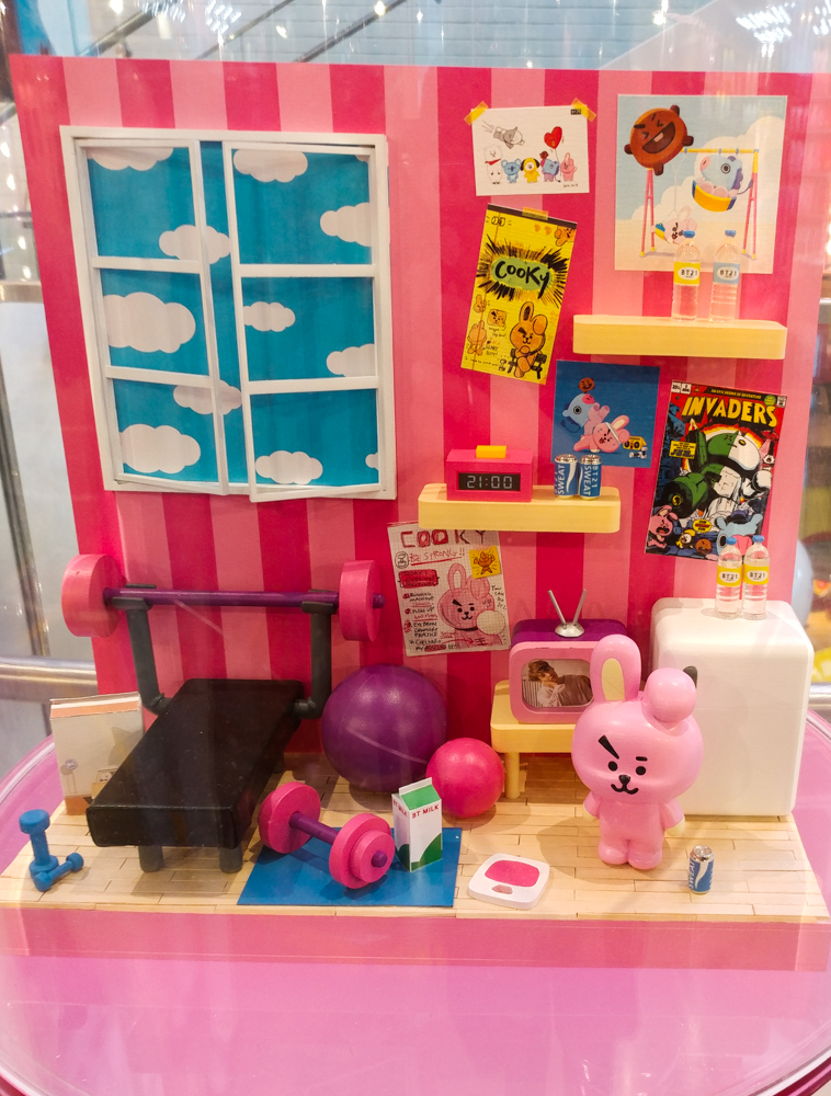 Cooky - BT21 LINE Store Itaewon