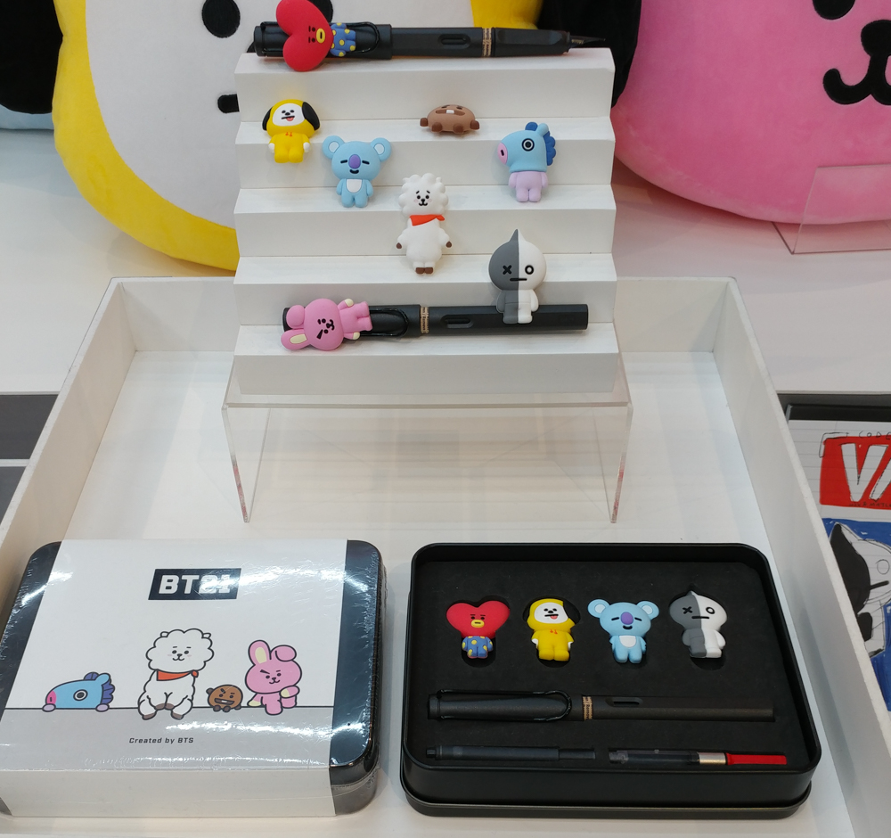 Staionery - BT21 LINE Store Itaewon