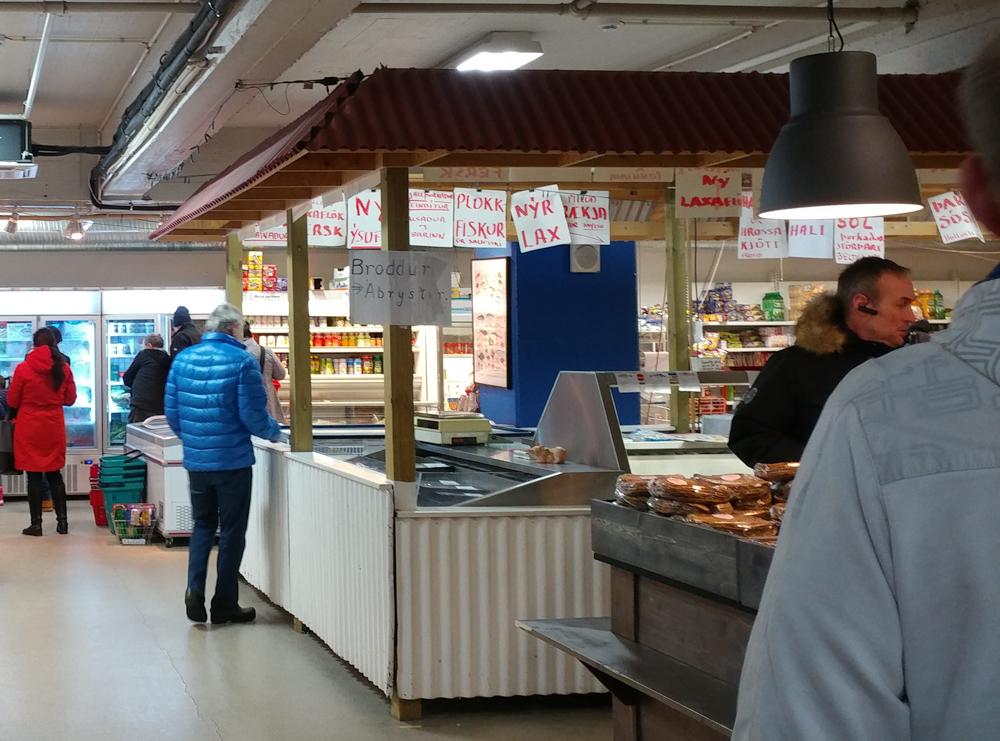 Kolaportið - Flea Market