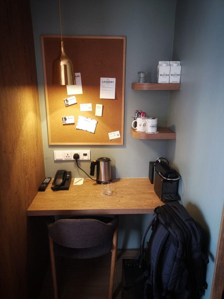 Hotel G Workcation - Hustle and Grind Work Desk